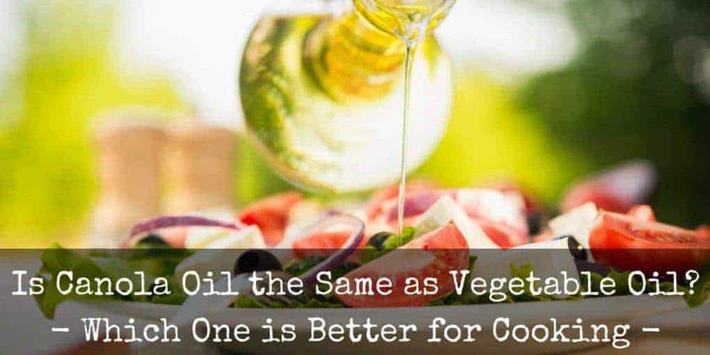 Is Canola Oil Same As Vegetable Oil 1020x510