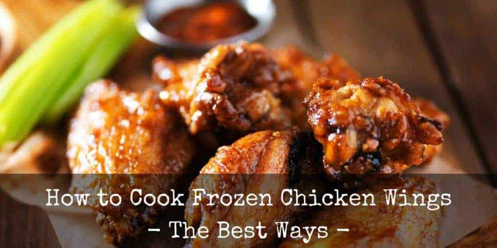 How To Cook Frozen Chicken Wings 1020x510