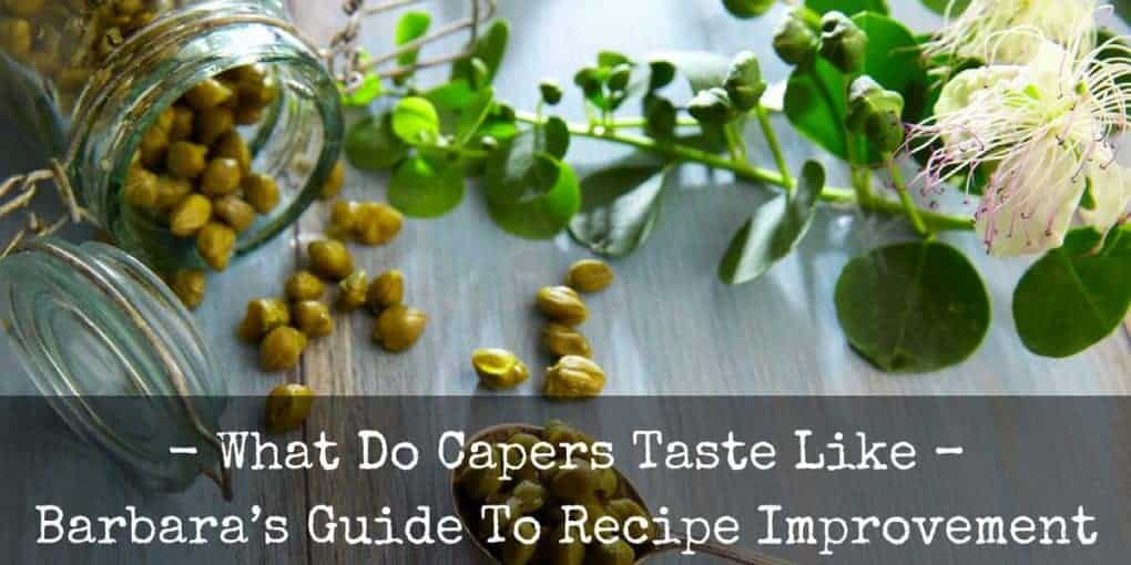 What Do Capers Taste Like 1020x510