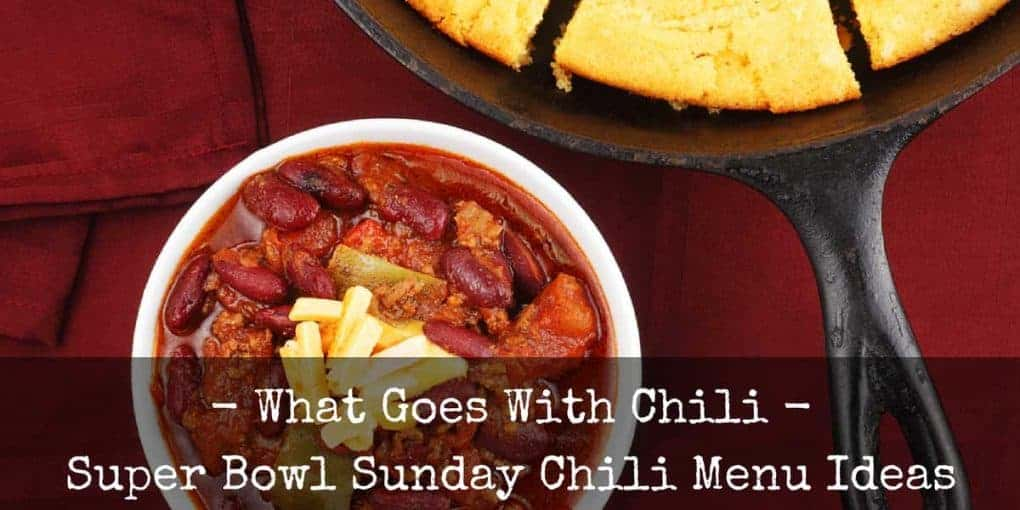 What Goes With Chili 1020x510