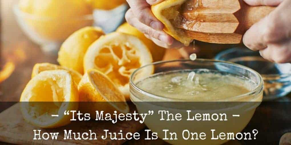 How Much Juice In One Lemon 1020x510
