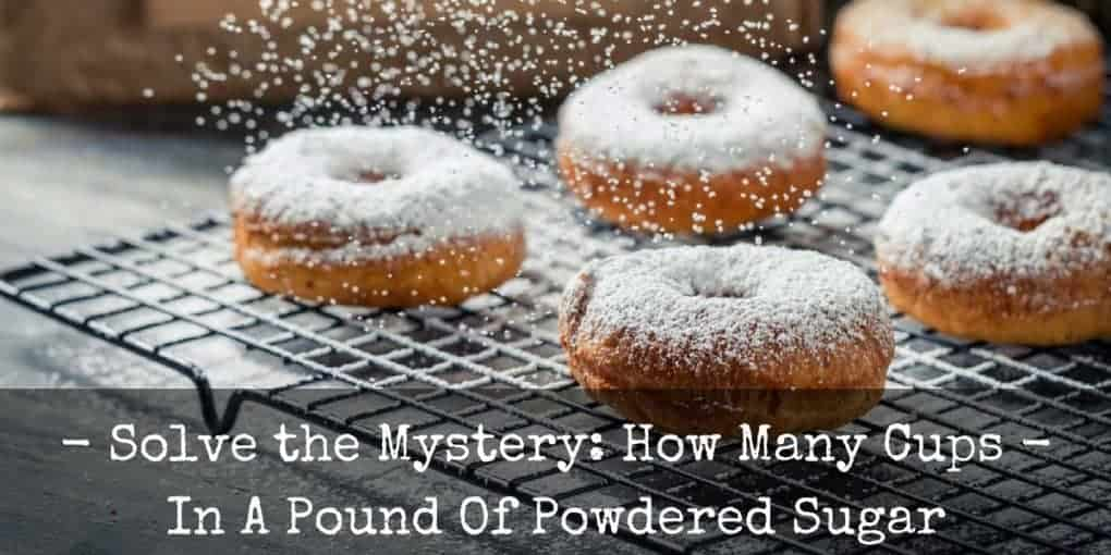 How Many Cups In A Pound Of Powdered Sugar 1020x510