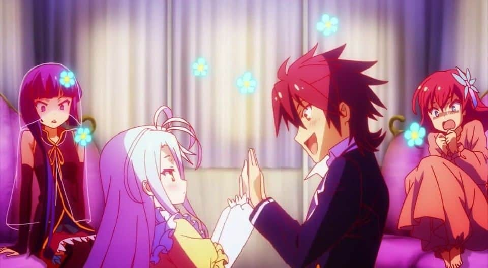 Every Anime Fan Will Agree That No Game Life Is One Of The Most Brilliant Series All Times About Two Siblings Called Sora And