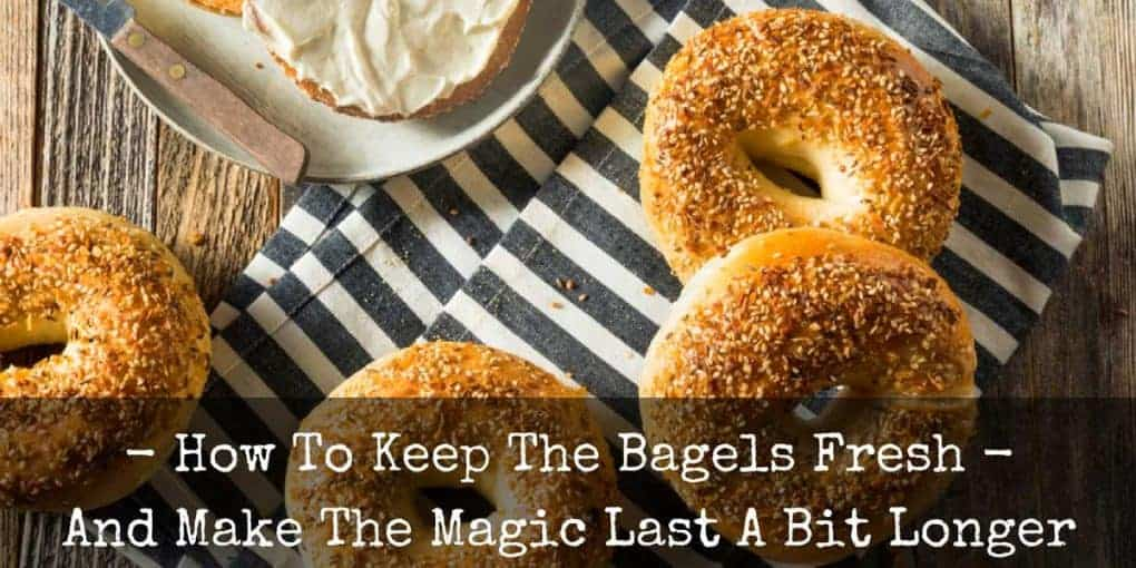 How To Keep Bagels Fresh 1020x510
