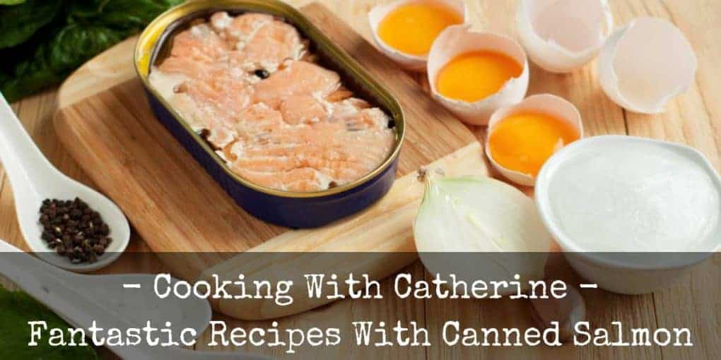 Canned Salmon Recipes 1020x510
