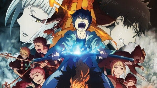 Kissanime Blue Exorcist Is An Actionpacked Anime Series Based On Kazue Katos Original Manga Series From 2009 The Story Is About Teenager Named Rin Okimura Who The Ice Cave 25 Best Anime Series Of All Time 2019 Merchdope