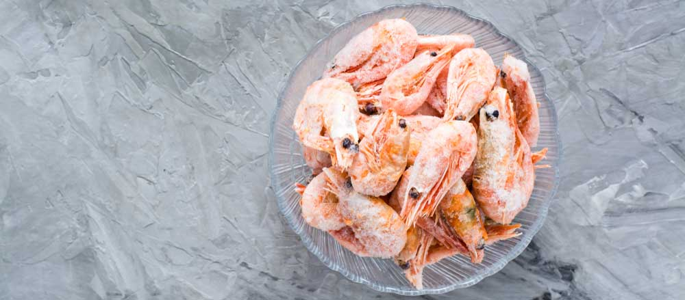 How To Thaw Shrimp