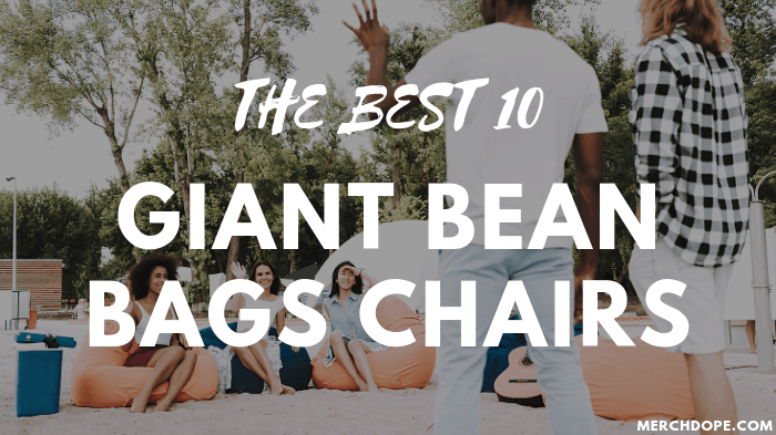 Admirable The Best 10 Giant Bean Bags Chairs In 2019 Merchdope Ocoug Best Dining Table And Chair Ideas Images Ocougorg
