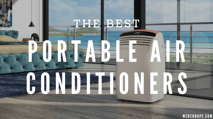 The Best Portable Air Conditioners for 2019 - MerchDope