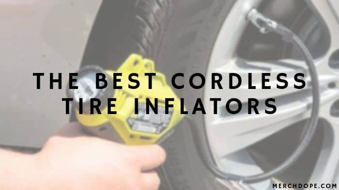 Cordless Tire Inflator