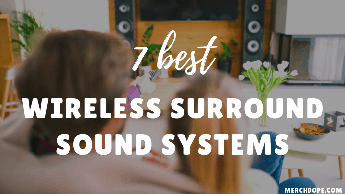Wireless Surround Sound
