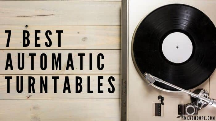 Automatic Turntables