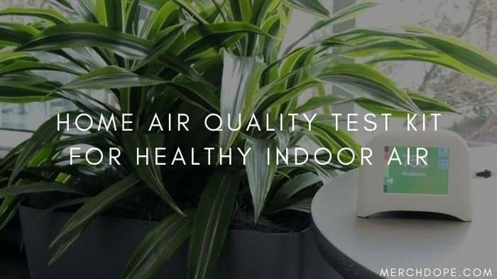 Home Air Quality Test Indoor