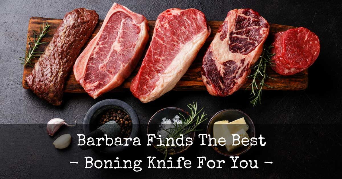 Best Boning Knife Reviews