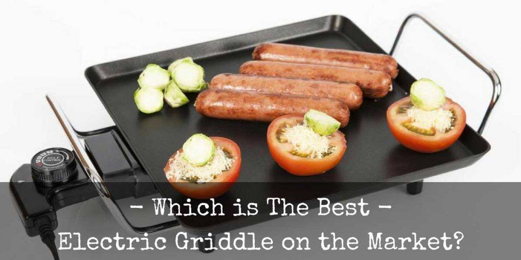Best Electric Griddle Reviews Image 1020x510