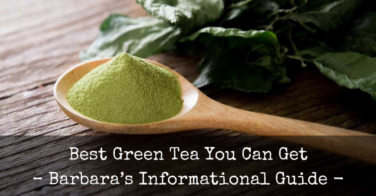 Best Green Tea Powder
