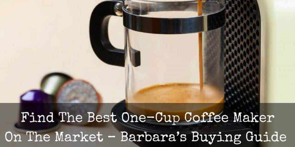Best One Cup Coffee Maker 1020x510