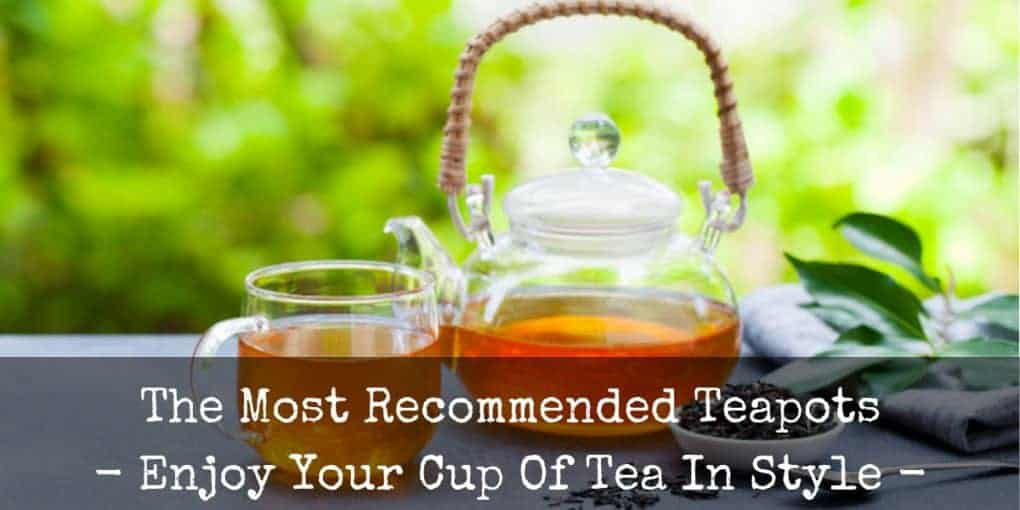 Best Teapot Reviews 1020x510
