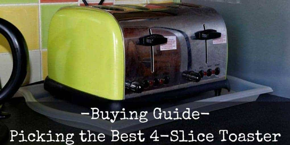 Best 4 Slice Toaster Reviews 1020x510