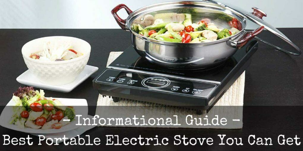 Best Portable Electric Stove Reviews