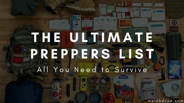 Preppers List