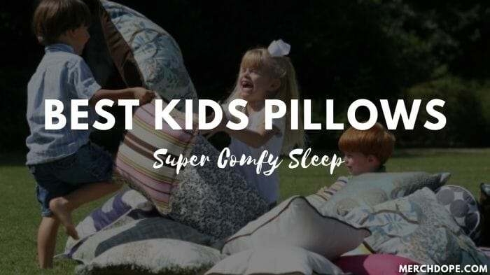 Best Pillows For Kids