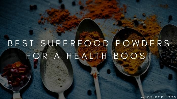 Best Superfood Powder