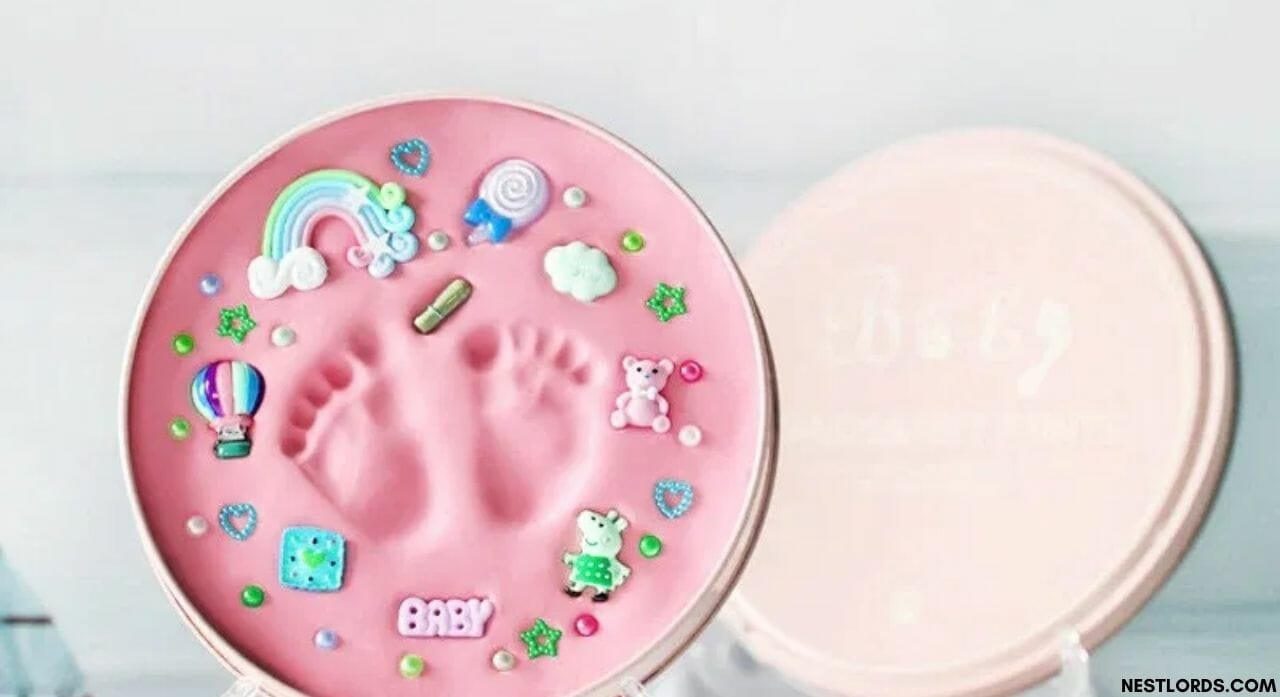 best clay for handprints