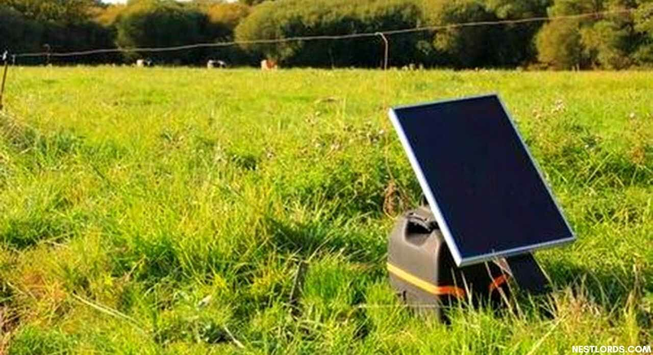 best solar fence charger