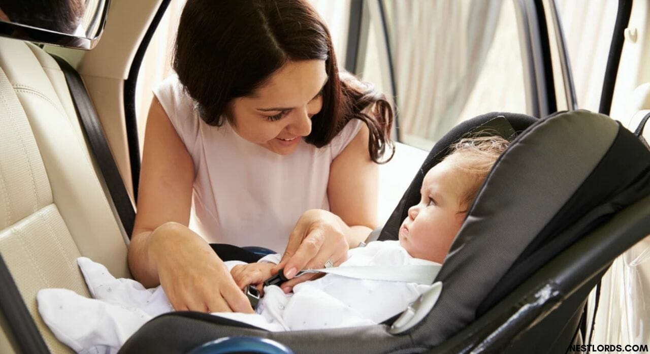 traveling with breastmilk by car
