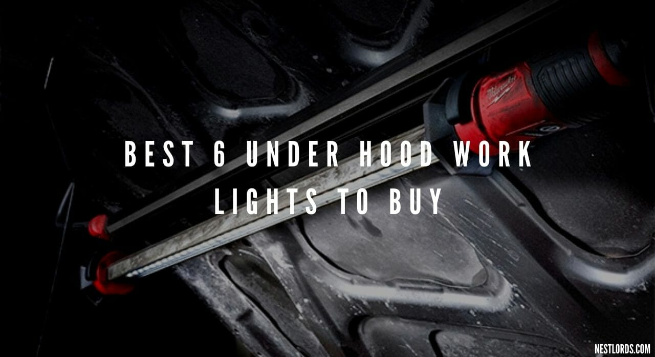 under hood work light