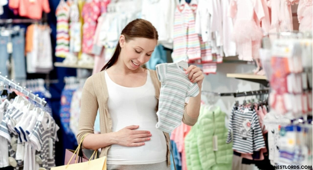 when to start baby shopping when pregnant