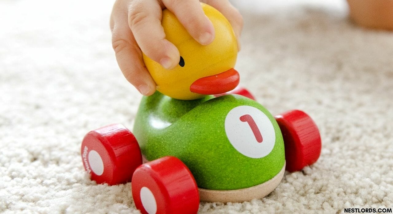 best cleaner for baby toys