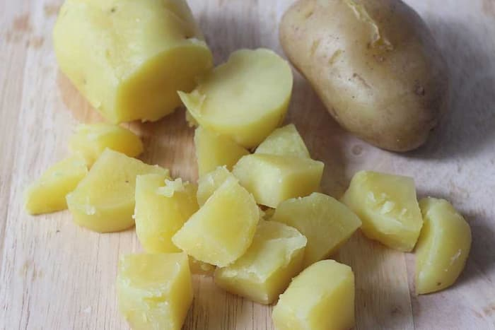 dishes you can serve with potato salad