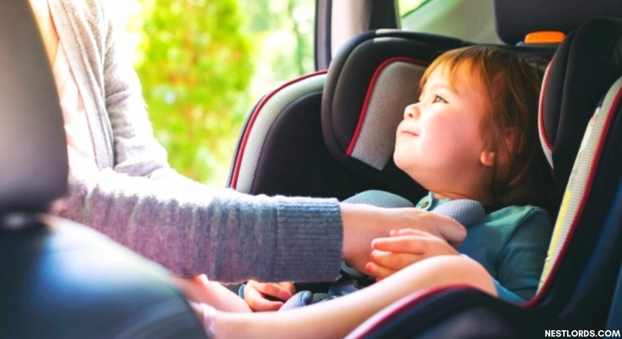 best non toxic car seats without flame retardants
