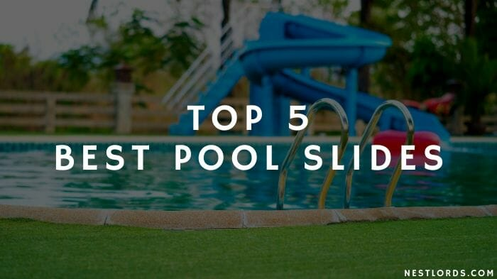 best pool slide