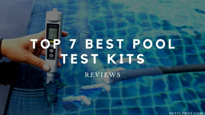 best pool test kit