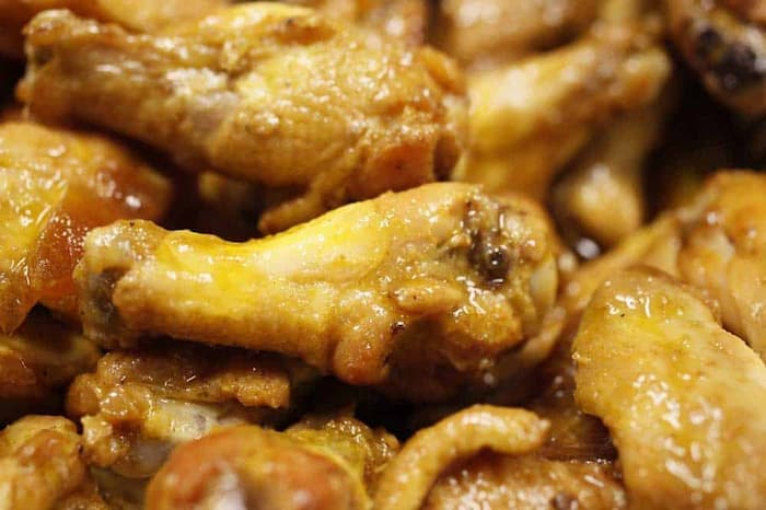 how to cook frozen chicken wings in microwave