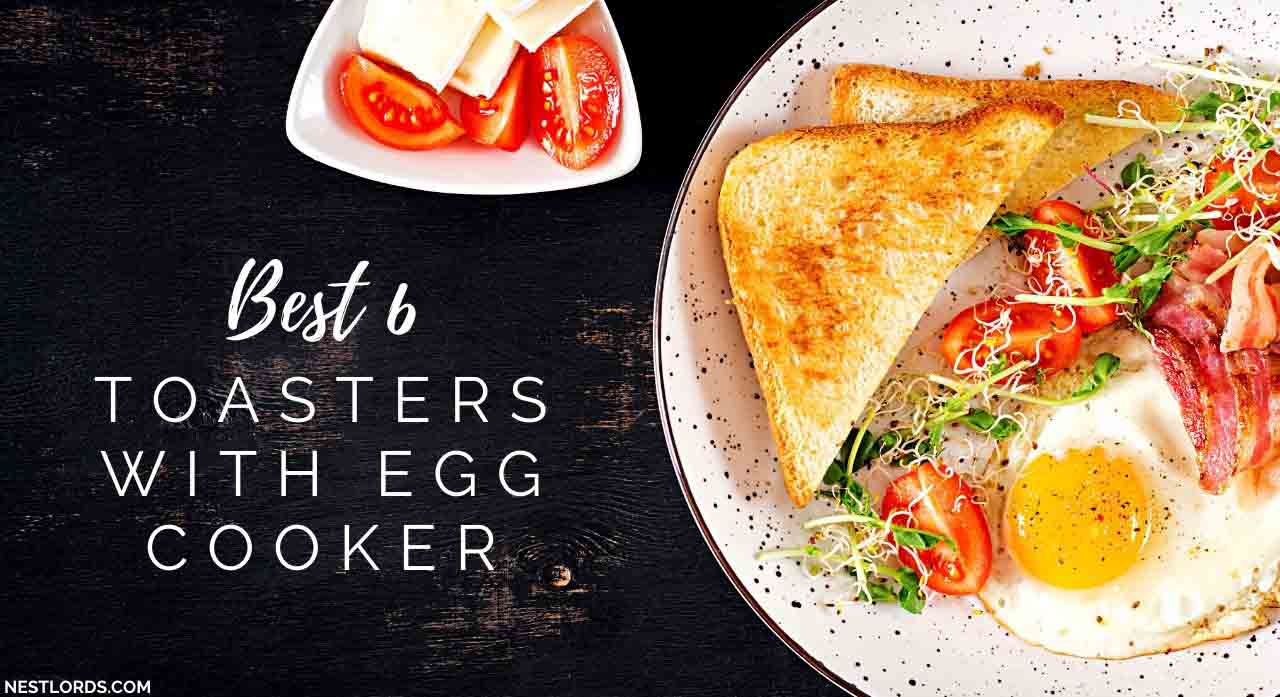 toasters with egg cooker