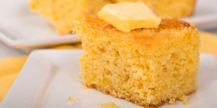 butter and jam goes with cornbread