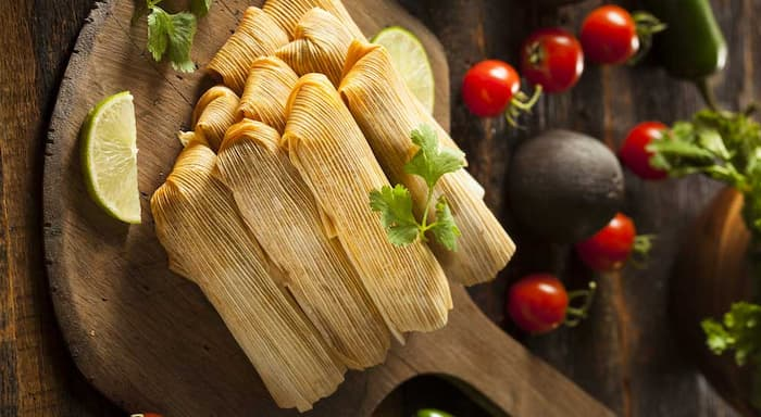 learn what to serve with tamales