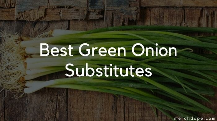 best green onion substitute