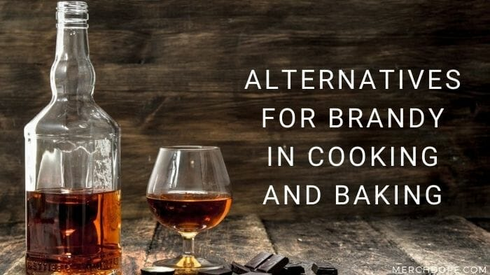 substitute for brandy