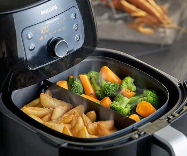 Pre-set-integrated-cooking-programs-air-fryer