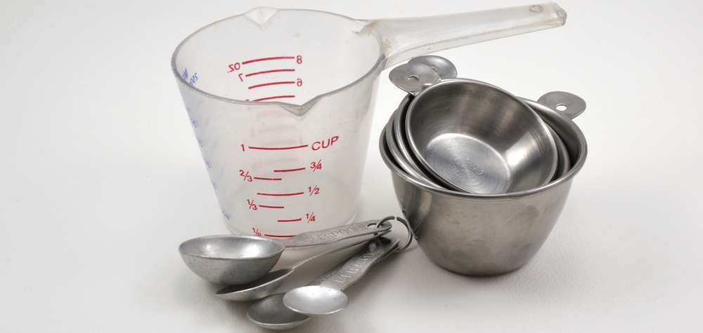 Difference Between Dry And Liquid Measurements